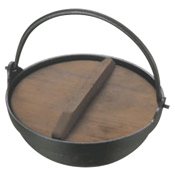 EBM アルミ 田舎鍋 30cm【鍋】