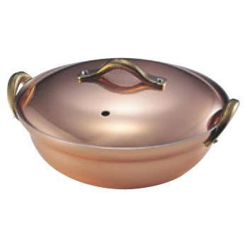 銅 卓上鍋 1人用 S-5002 14cm【鍋】【卓上鍋】【料理道具】