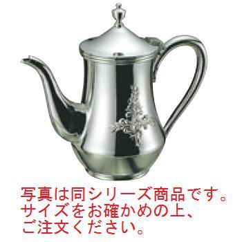 18-8 ダイヤ ローズ コーヒーポット 3人用【業務用】【ポット】【ステンレス】