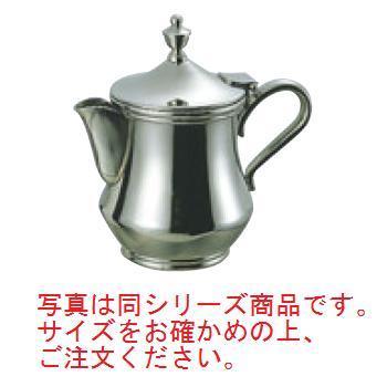 18-8 ダイヤ ミルクポット 7人用 200cc【ミルクポット】