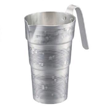 純銅チロリ(酒タンポ/錫被)雪月花 2合 CF-32-1SN【カップ】【タンブラー】【コップ】