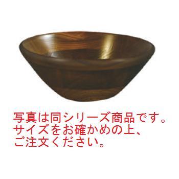 けやき サラダボール 縁丸タイプ 130027 φ255【プレート】【木製】