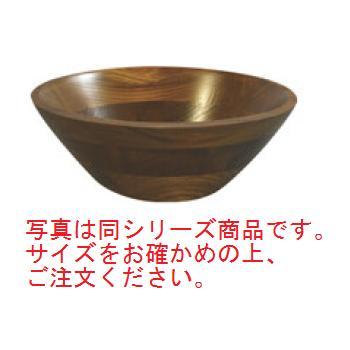 けやき サラダボール 縁角タイプ 130021 φ255【プレート】【木製】