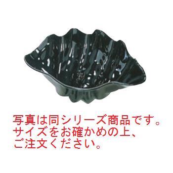 シャコ貝 ブラック L プラスチック【ビュッフェ】【ボウル】
