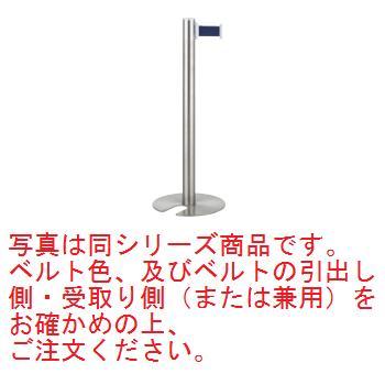 フロアガイドポール ベルトタイプ GY911 B レッド【パーテーション】【ガイドポール】