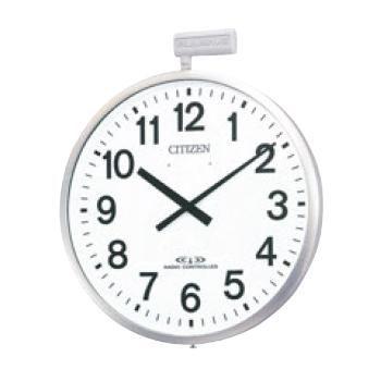 シチズン 電波掛時計 パルウェーブ M611B【代引き不可】【掛け時計】【電波時計】【時計】