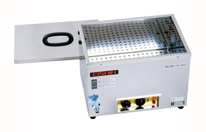 哺乳びん用煮沸消毒器 HEM-10 (10本用) 「ぼこぼこくん」【代引き不可】