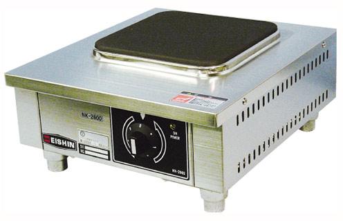 電気コンロ NK-2600 単相200V【代引き不可】