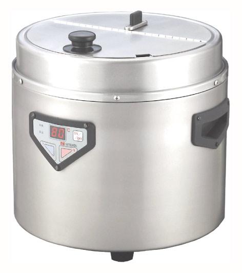 熱研 スープウォーマー NMW-128 (12L) ステンレス【代引き不可】
