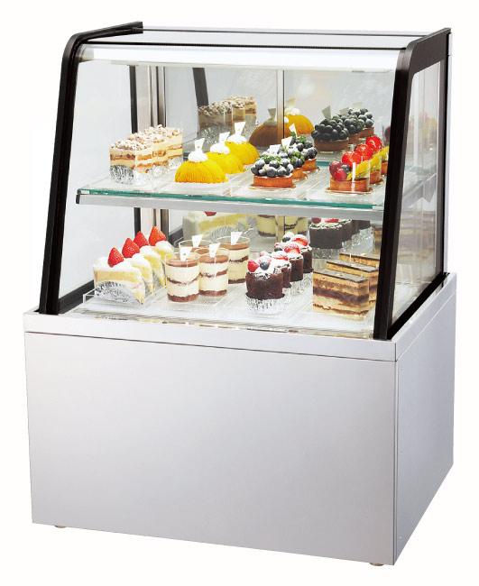 冷蔵ショーケース TRS-600G タイジ【代引き不可】