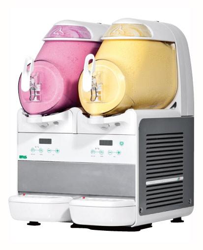 ブラス アイスクリームマシン B-クリーム2【代引き不可】