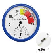 厨房用品ならOPENキッチン 11-0135-0601 熱研 熱中症予防対策温湿度計 SN-902 温度計 熱中症対策 湿度計 業務用 熱中症指数計 訳あり アナログ いつでも送料無料