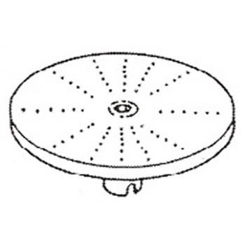 ロボクープ 野菜スライサー CL-52D・CL-50E用刃物円盤 丸千切り盤 5mm【野菜スライサー フードスライサー 業務用スライサー】【robot coupe】【エフエムアイ】【業務用】