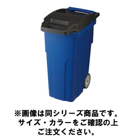 キャスターペール 45C4(4輪) ブルー リス【キャスター付】【ゴミ箱】【ダストボックス】【業務用】