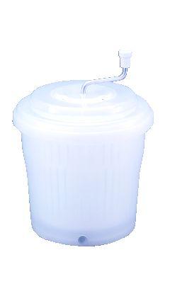 トンボ抗菌ジャンボ野菜水切り器10型【脱水機】【水切り】【業務用】