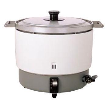 パロマ ガス炊飯器 PR-6DSS(6Lタイプ)((ガス種:都市ガス) 13A)【業務用炊飯器 ガス炊飯器】【パロマ】【業務用】