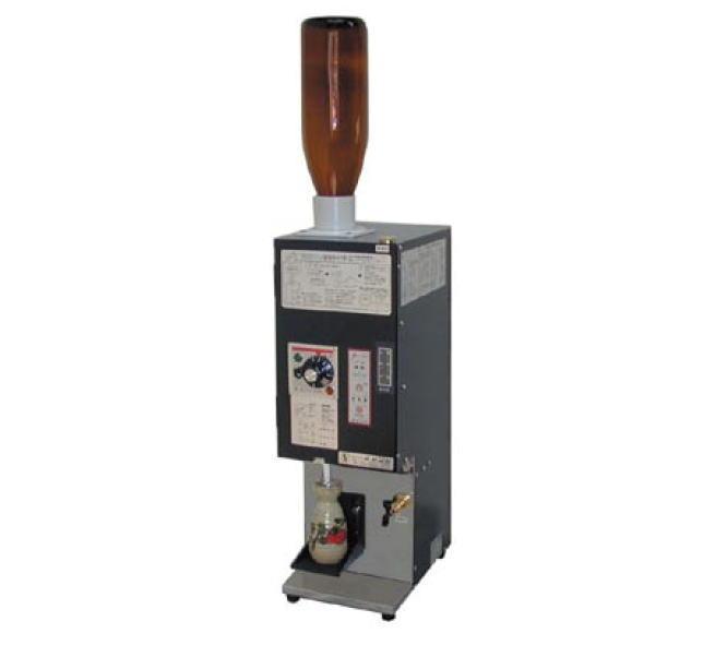 電気式 酒燗器 REW-1 ( 2本立て)【代引き不可】【お燗】【酒燗器】【熱燗】【上燗】【ぬる燗】【人肌燗】【業務用】
