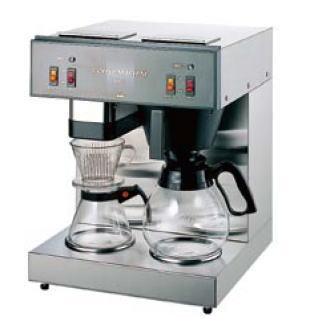 カリタ コーヒーマシン KW-17【代引き不可】【コーヒーメーカー】【珈琲】【喫茶用品】【業務用】