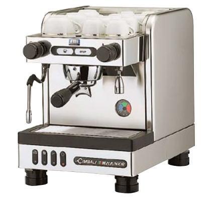 エスプレッソ マシン M21JU-S/1 (貯水タンク式)【代引き不可】【コーヒーメーカー】【珈琲】【喫茶用品】【業務用】