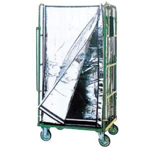 オプション 保冷カバー RC-7用【代引き不可】【運搬 台車用】【業務用】