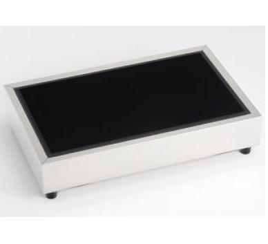 クールプレート (ガラストップ 仕様) CP-520GK【代引き不可】【バイキング用品 ビュッフェ用品】【スイーツ用】【冷菜用】【保冷用品】【業務用】