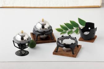 大名コンロ 石焼セット【代引き不可】