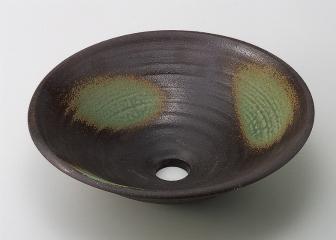 灰釉 24cm(小)金具付