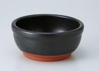 ■3個セット■黒 ミニビビンバ鍋