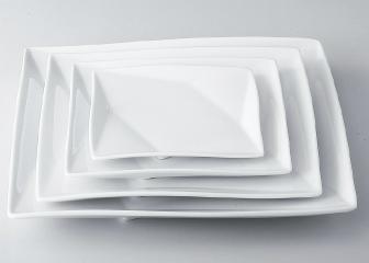 折紙 12吋角皿