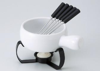 ■3個セット■陶器手付(小) 白