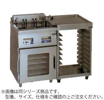 マルゼン 電気式 ドーナツフライヤーシステム MEFD-23RCL(R)【代引き不可】【業務用 フライヤー】【フライヤー電気】【揚げ物】