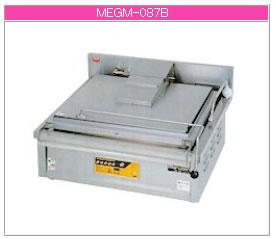 マルゼン 電気式 電気多目的焼物器 MEGM-087B【代引き不可】【業務用グリドル】【鉄板焼器】【鉄板焼き機】