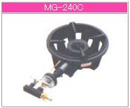 マルゼン ガス式 ファイヤースクリーンバーナー MG-240C【業務用ガスコンロ】【業務用ガスバーナー】