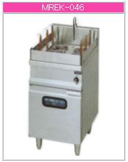 マルゼン 電気式 角槽型ラーメン釜 MREK-046【代引き不可】【業務用 ゆで麺器】【らーめん】【電気茹めん機】【角槽型】