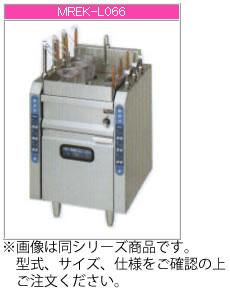マルゼン 電気式 自動ゆで麺機 MREK-L046【代引き不可】【業務用 ゆで麺器】【茹で釜】【電気茹めん機】【オートリフト】