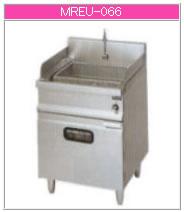 マルゼン 電気式 うどん釜 MREU-066【代引き不可】【業務用 ゆで麺器】【饂飩】【電気ゆで釜】【強力沸騰】