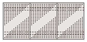 ステンレスパンチングウォールシステム PO-603LSU【代引き不可】