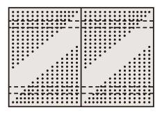 ステンレスパンチングウォールシステム PO-602LSU4【代引き不可】
