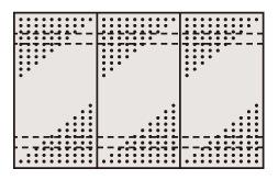ステンレスパンチングウォールシステム PO-453LSU【代引き不可】