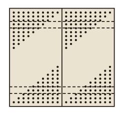 パンチングウォールシステム PO-452LN【代引き不可】