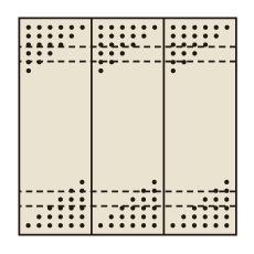 パンチングウォールシステム PO-303LN【代引き不可】
