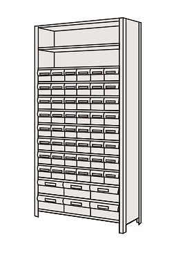 当店だけの限定モデル 物品棚LEK型樹脂ボックス LEK2113-54T【き】 LEK2113-54T 物品棚LEK型樹脂ボックス【き】, ハナミガワク:f408df6b --- kvp.co.jp