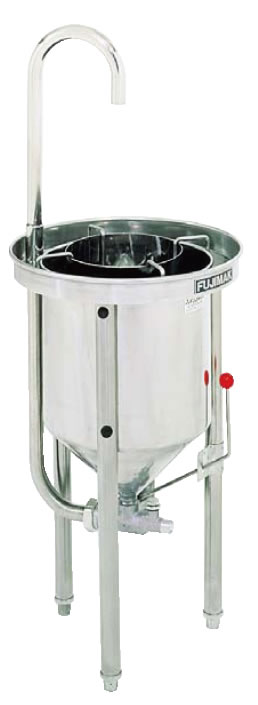 水圧洗米器 FRW15W 【代引き不可】【業務用洗米器】【米洗い】【業務用】