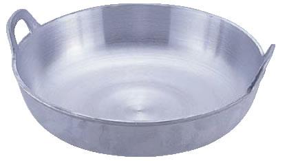 アルミイモノ 揚鍋 45cm 【業務用鍋】【アルミ鋳物】【天ぷら鍋】【揚げ鍋】【業務用】