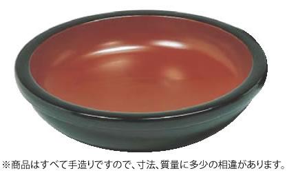 コネ鉢 黒内朱 60cm【代引き不可】【粉打ち】【業務用】