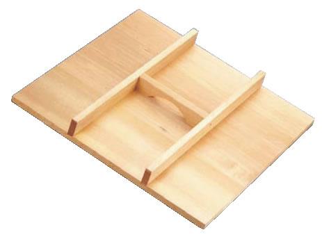 木製 角セイロ用 手付蓋(サワラ材) 45cm用【業務用】