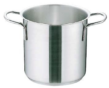 ムラノ インダクション18-8寸胴鍋 (蓋無)40cm