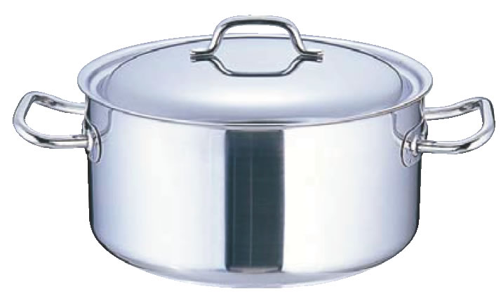 シットラム サイバノックス 半寸胴鍋 (蓋付) 24cm 035205