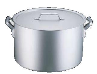 アルミ SS21半寸胴鍋(目盛付) 42cm