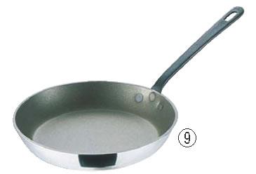 モービル シルバーストーン フライパン 9851.28 28cm 【業務用フライパン】【Mauviel】【業務用】